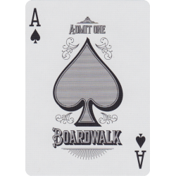 Boardwalk Papers Playing Cards
