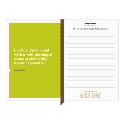 Okay, Fine, I'm Grateful Journal