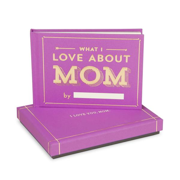 What I Love About Mom - Fill in the Love Journal with Gift Box