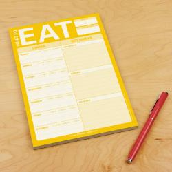 EAT Notepad with Magnet