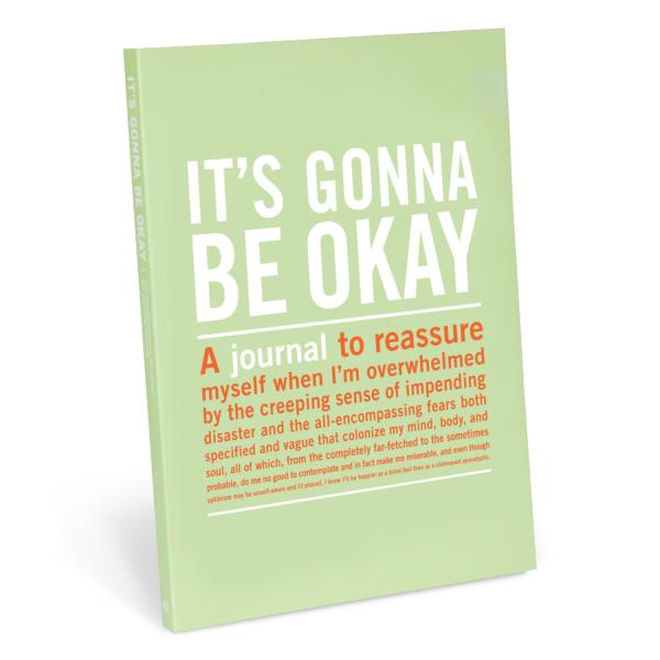 It's Gonna Be Okay - Journal
