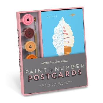 Paint By Numbers - Ice Cream