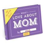 What I Love About Mom - Fill In the Love Journal (Small)