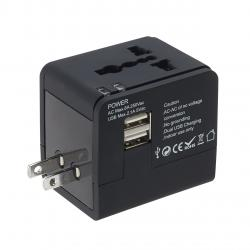 Global Adapter with USB