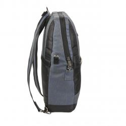 SECURA® Destinations Anti-Theft Backpack/Messenger Bag