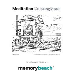 Free Adult Coloring Book by MemoryBeach