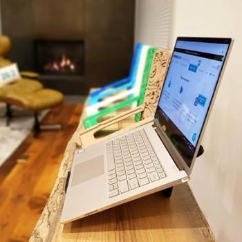 The Ocean Riser™ Laptop Stand