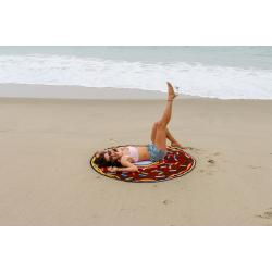 I Donut Care Beach Towel