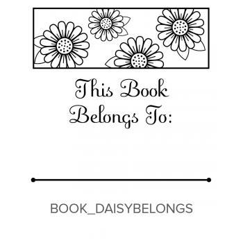 Book_Daisybelongs Stamp
