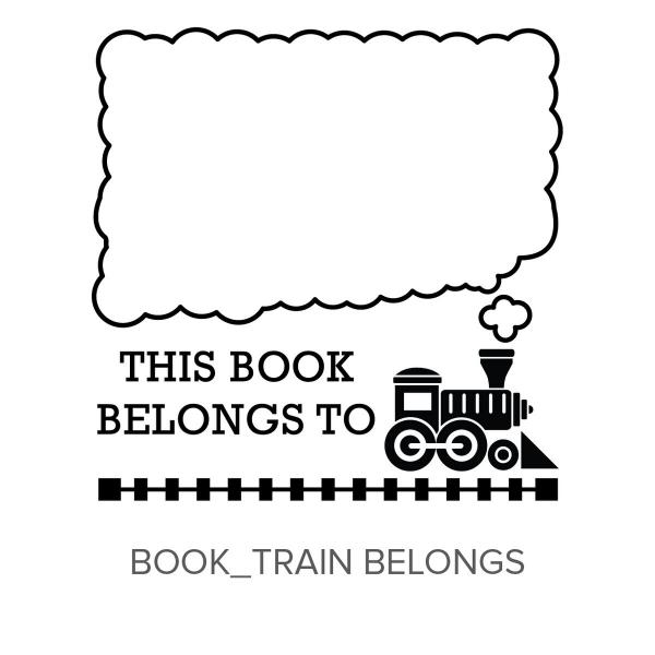 Book_Train Belongs