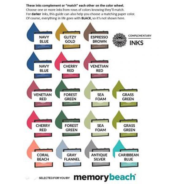 MemoryBeach Ink Guide