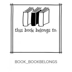 Book_Belongs Stamp