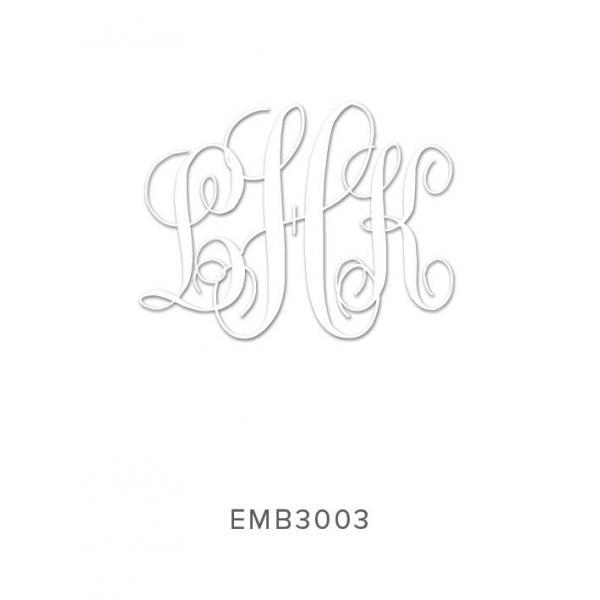 Custom Embossers Stamps EMB3003