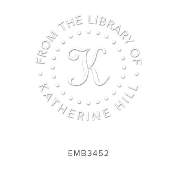 Custom Embossers Stamps EMB3452