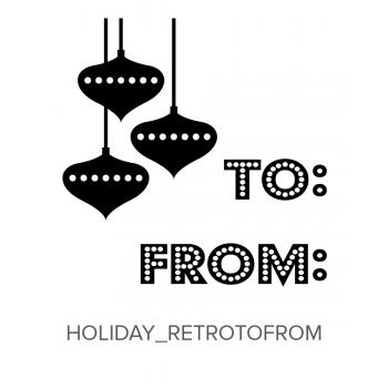Holiday_RetroToFrom Stamp