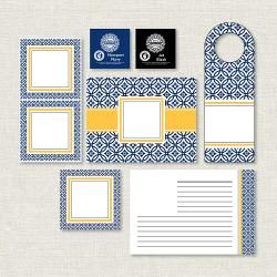 Kate 3012A Stamp Paper