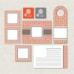 Three Designing Women Paper Designs
