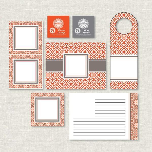Kate 3012B Stamp Paper