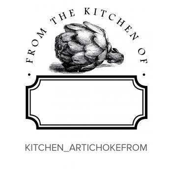 Kitchen_Artichoke From Stamp