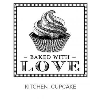 Kitchen_Cupcake Stamp