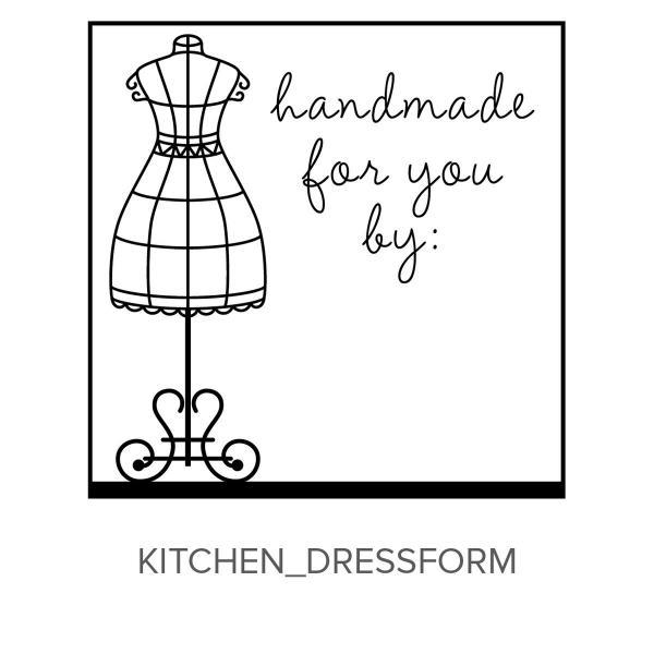 Kitchen_Dressform Stamp