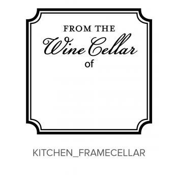 Kitchen_Frame Cellar Stamp