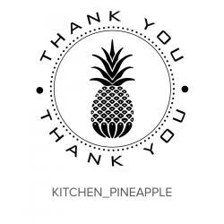 Kitchen_Pineapple Stamp