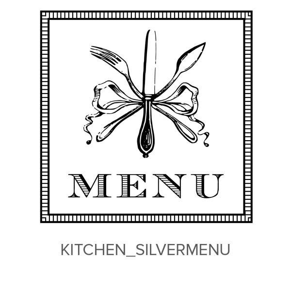 Kitchen_Silver Menu Stamp