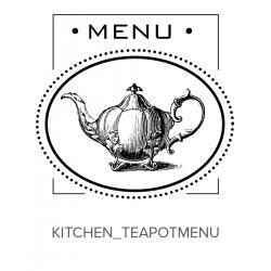 Kitchen_Teapot Menu Stamp