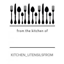 Kitchen_Utensils From Stamp