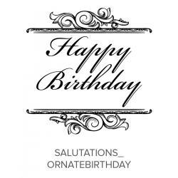 Salutations_OrnateBirthday Stamp