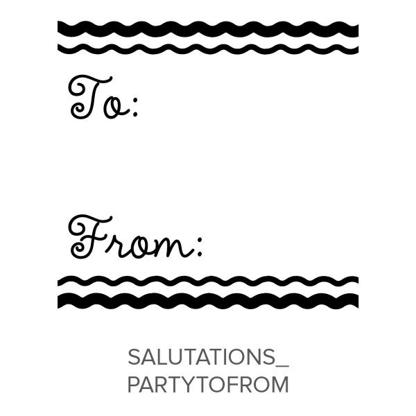 Salutations_PartyToFrom Stamp