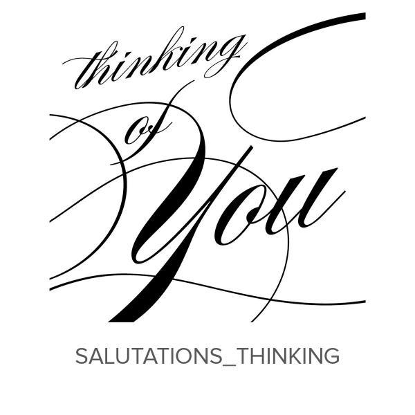 Salutations_Thinking Stamp