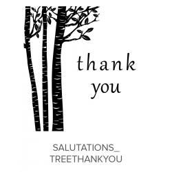 Salutations_TreeThankYou Stamp